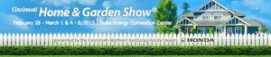 Cincinnati Home & Garden Show -Tools, Trends and (Hot) Topics